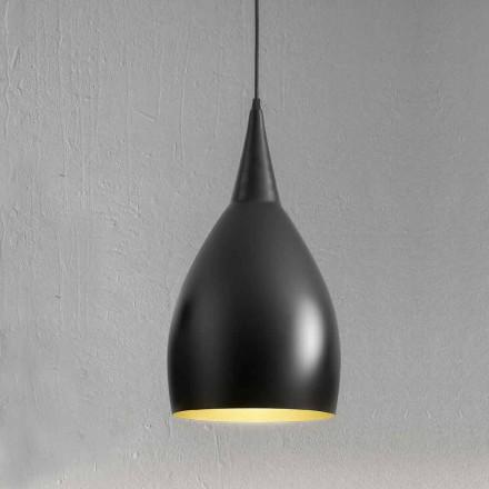 Moderne aluminium hanglamp gemaakt in Italië - Cappadocia Aldo Bernardi