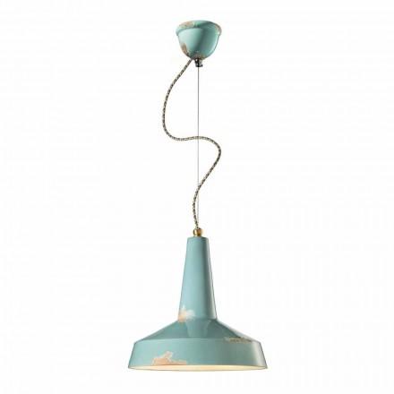 retro-stijl lamp ontworpen ophanging Ferroluce