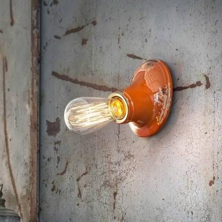 Plafond kroonluchter gemaakt retro design Ferroluce Vintage