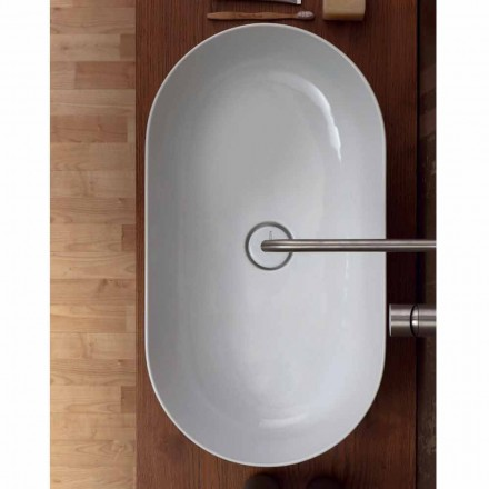 Wastafel 70x35cm gemaakt van keramiek Italië Star gemaakt, modern design