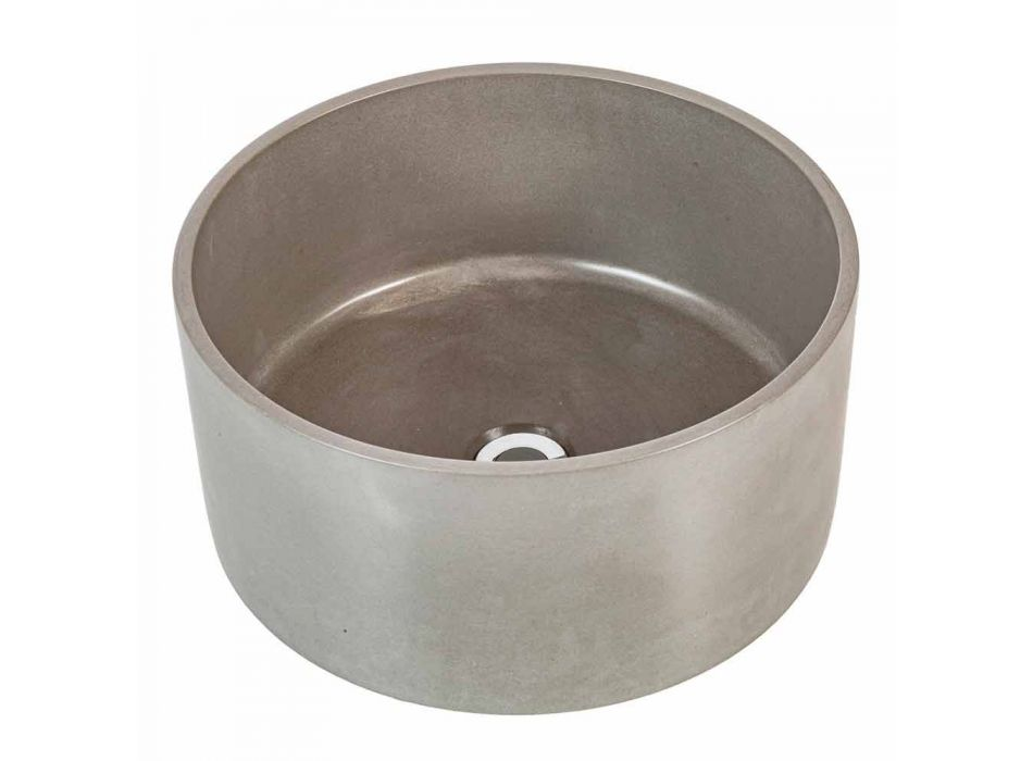 Rivoli design ronde wastafel in cement