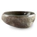 Artisan wastafel in modern rivier natuursteen - Aurea