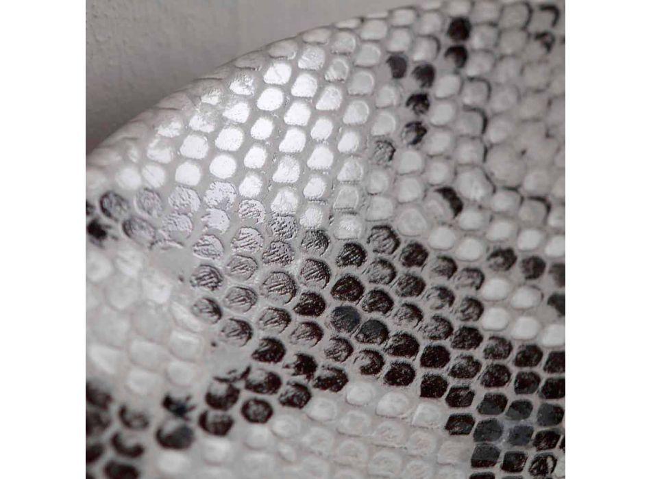 Aanrecht keramische design wastafel gemaakt in Italië Animals