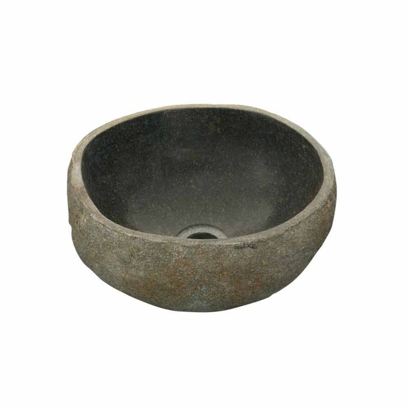 Wastafel Ondersteunende stuk steen Rivier in Agra