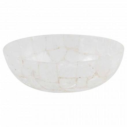 Design stenen aanrecht badkamer wastafel - Baceno