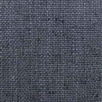 Bed met dubbele container in stof of kunstleer Made in Italy - Runner