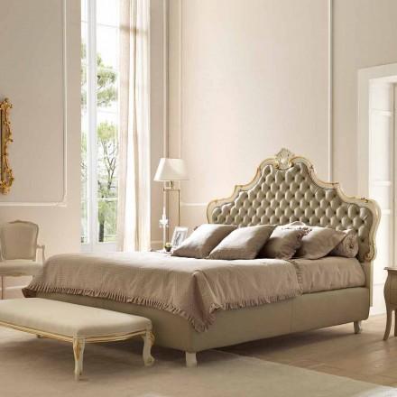 Tweepersoonsbed met bedcontainer, klassiek ontwerp, Chantal door Bolzan