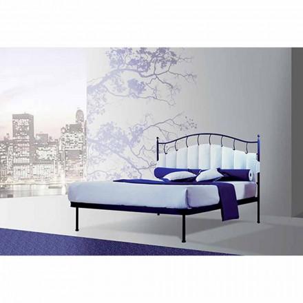 Een bed and a Half Plein smeedijzer Amethyst