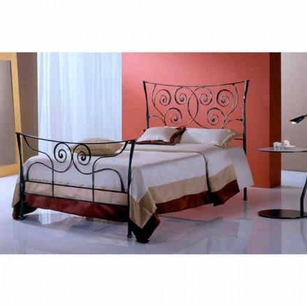 Een bed and a Half Plein smeedijzer Ares