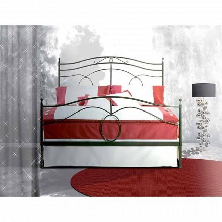Een bed and a Half Plein smeedijzer Cassiopeia