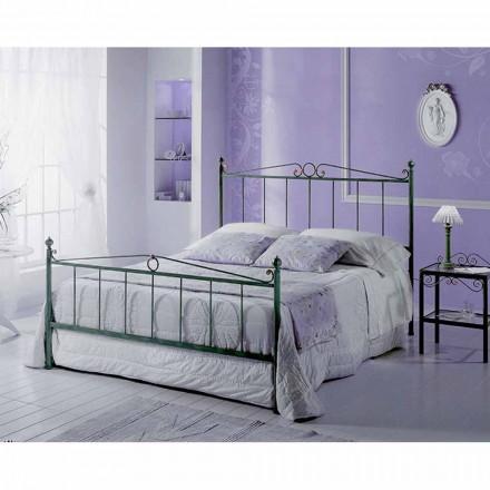 Een bed and a Half Plein smeedijzer Faun