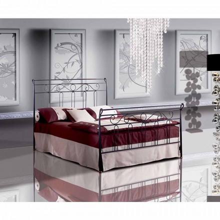Een bed and a Half Plein smeedijzer Garofano
