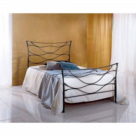 Een bed and a Half Plein smeedijzer Hydra