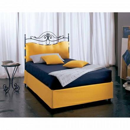 Een bed and a Half Plein smeedijzer Lira