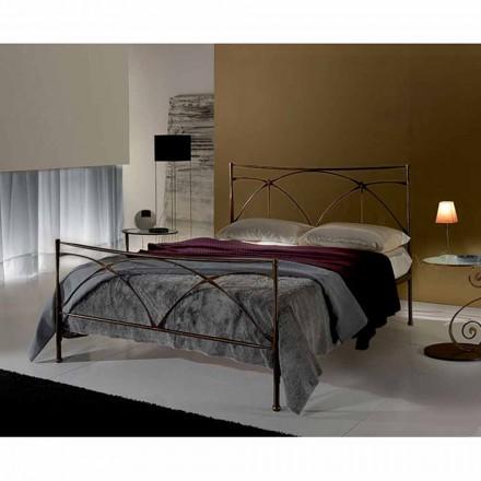 Een bed and a Half Plein smeedijzer Persephone