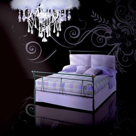 Een bed and a Half Plein smeedijzer Perseus