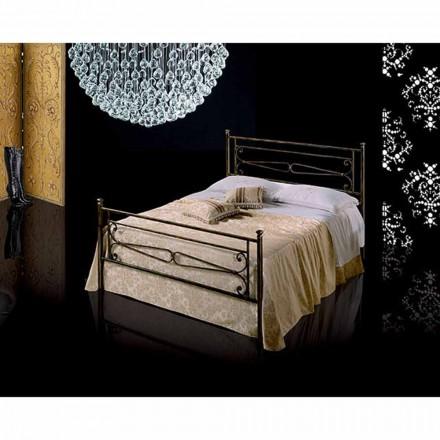 Een bed and a Half Plein smeedijzer Topaz