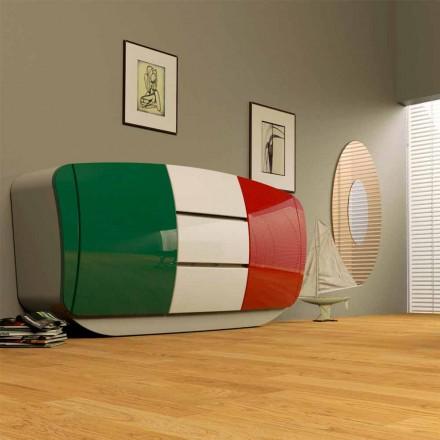 Modern design dressoir volledig gemaakt in Italië Boom
