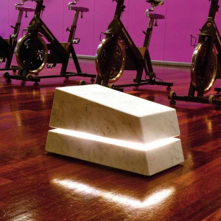 compleet verlichten Marble van geluid diffuser Minimal Sound