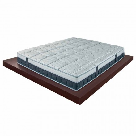 Dubbel matras H 25 cm in Luxury Memory Made in Italy - Villa