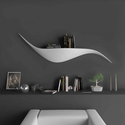 Moderne design wandplank gemaakt in Italië, Tuscania