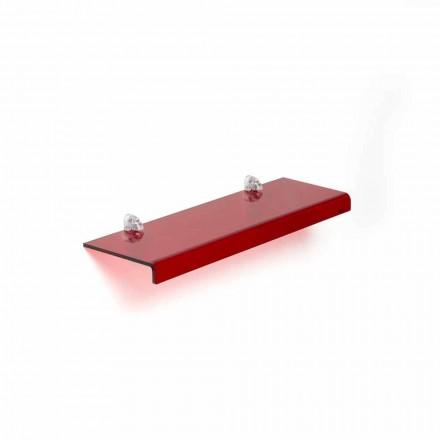 modern ontwerp plank L90xP15 cm methacrylaat, Jack