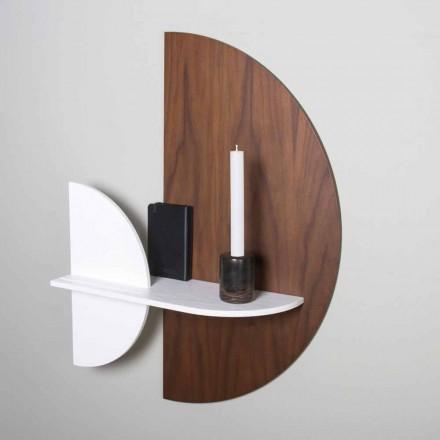 Modulaire plank Elegant en modern design in geverfd multiplex - Amnesia