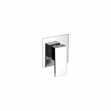 Modern design inbouw douchemengkraan Made in Italy - Bibo