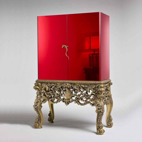 -Mobile-based design houtsnijwerk luxe, made in Italy, Sam