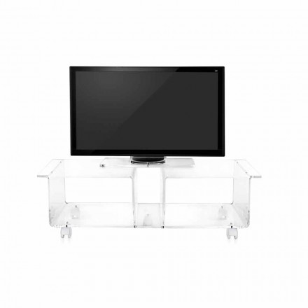TV-meubel modern design plexiglas Wizard Double
