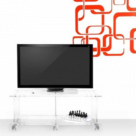 TV-meubel modern design plexiglas Magician