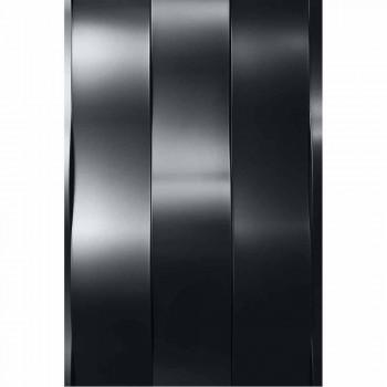 5 Bar Design Stalen Elektrische Stralingsplaat tot 1000 Watt - Rivier