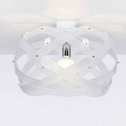 modern design acryl plafond spectrall, diam.40 cm, Vanna