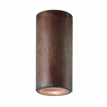 Brass Industrial plafond of ijzer Girasoli Il Fanale