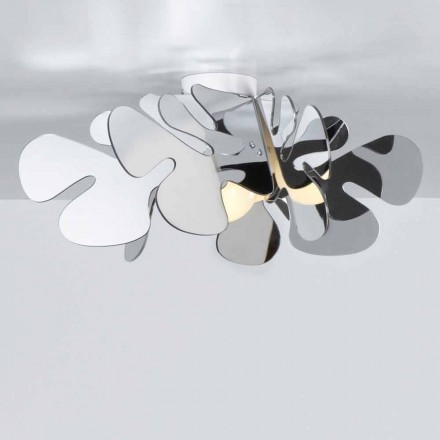 methacrylaat plafond cromolite modern design, L.53xP.53 cm, Debora