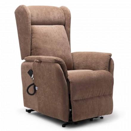 Eletric fauteuil met personenliftsysteem met 2 motoren en wielen - Juliette