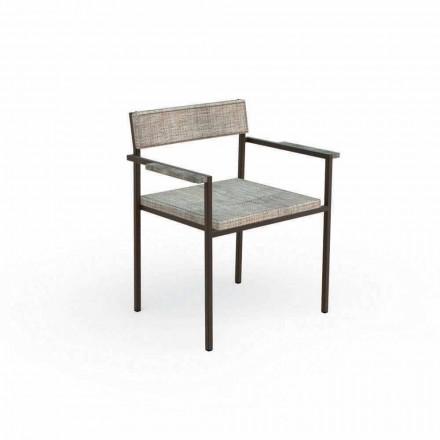 Casilda Talenti design fauteuil voor buiten
