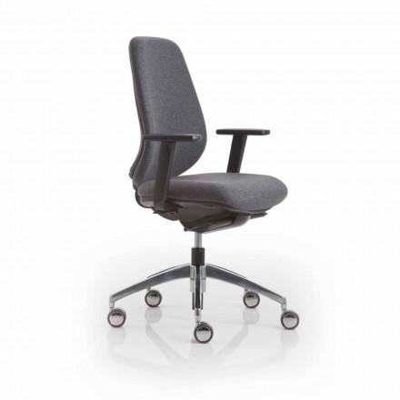 Office armchair modern design praktijk Luxy