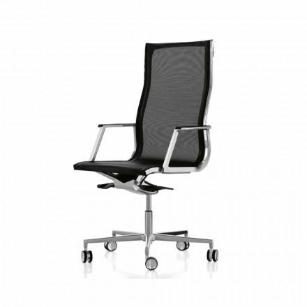 Ergonomische bureaustoel modern design Nulite Luxy