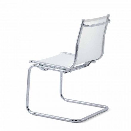Office armchair zonder armleuningen, modern design Light Luxy