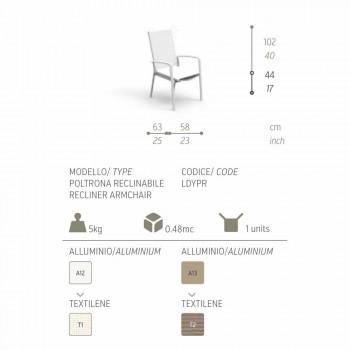 Lady fauteuil fauteuil voor buitenshuis