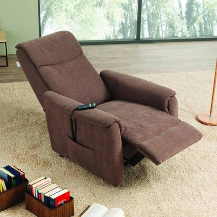 Riser fauteuil armchai, dubbele motor, stoel Via Milano