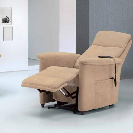Elektrische fauteuil, dubbele motor, Via Firenze