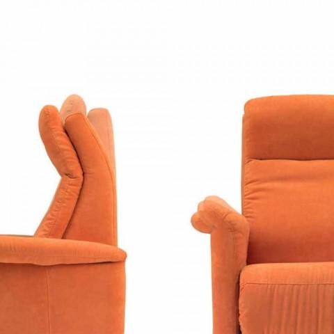 relaxfauteuil ontwerp alzapersona Via Firenze 2 motoren