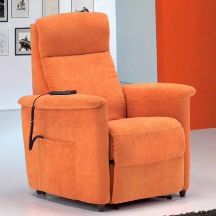 Relax fauteuil met alzapersona 1 motor Via Firenze