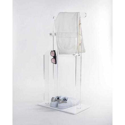 Badkamer handdoekenrek in plexiglas PMMA, Zanica