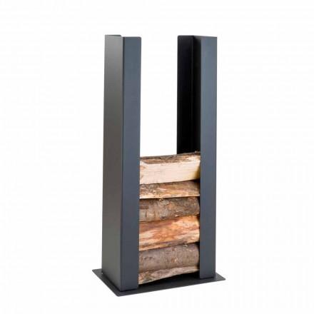 Portalegna wand / grond door staal, Design, Ontwerp Caf PLDU