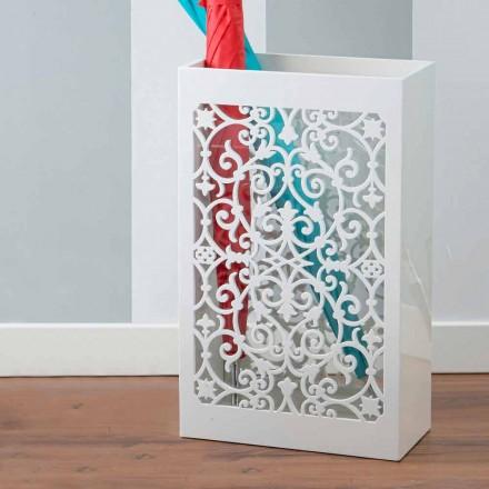 Modern Design Gekleurde Houten Paraplubak met Arabische Decoraties - Dubai