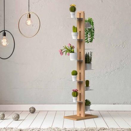 Tante Flora moderne pot kolom gemaakt in Italië