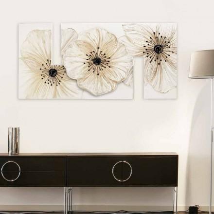 Modern bloemenraamwerk Petunia Piccola van Viadurini Decor